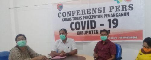 Tiga Lokasi Telah Disiapkan Pemerintah kabupaten Alor untuk penangana covid 19.